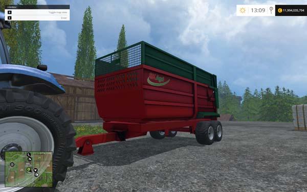 SK Trailer