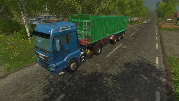 Kroeger Trailer Pack