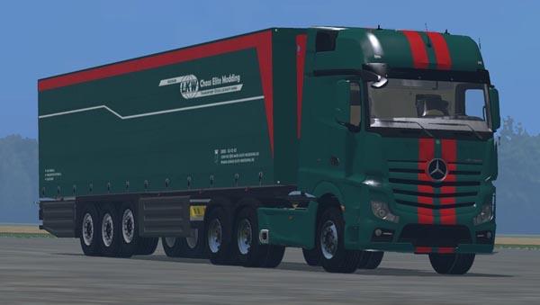 Schmitz Cargobull Set