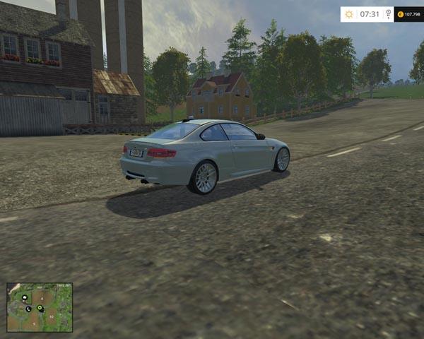 BMW M3 2008 CID