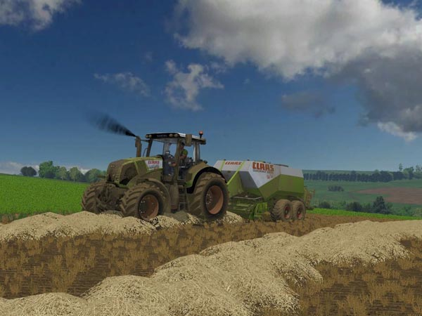 Claas Quadrant 2200RC v 1.0