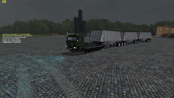 KamAZ Tracks