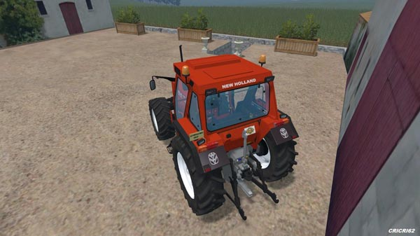 New Holland 110 90 DT