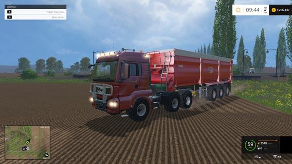 MAN Truck Agro
