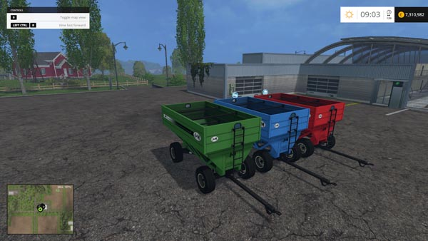 J&M GRAVITY WAGONS