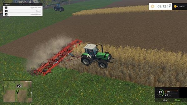 Cultivator KPS 8