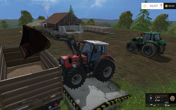 Deutz AgroAllis 6.93