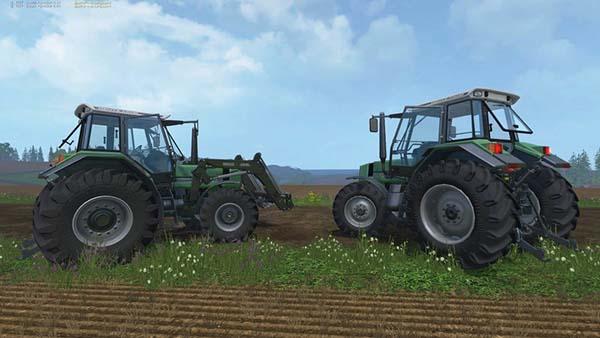 Deutz AgroStar 6.31 and 6.61