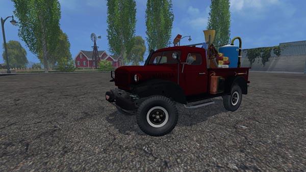 Dodge Powerwagon Service