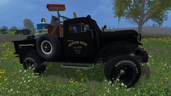 Dodge Powerwagon Service