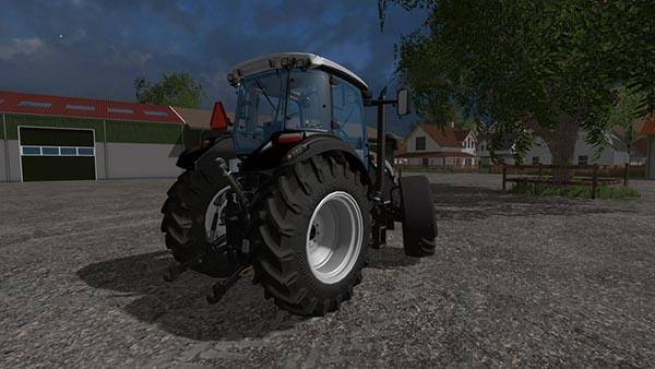 Steyr 4115 black beauty